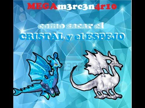 COMO SACAR AL DRAGON CRISTAL Y AL DRAGON ESPEJO 2013