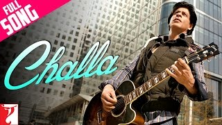 Nonton Challa   Full Song   Jab Tak Hai Jaan   Shah Rukh Khan   Rabbi Film Subtitle Indonesia Streaming Movie Download