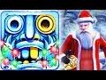 Temple Run 2  - New Characters Santa Claus Highest Score Run!