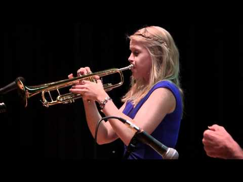 Bria Skonberg Swing Band – Do You Know What It Means To Miss New Orleans