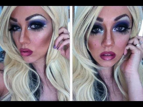Maquillaje DRAG! | Transforma tu rostro!