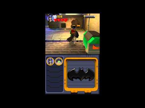 LEGO Batman : Le Jeu Vidéo Nintendo DS
