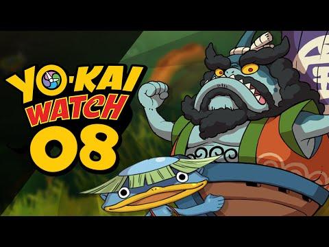 Yo-Kai Watch - Episode 8 | SV Snaggerjag Boss!