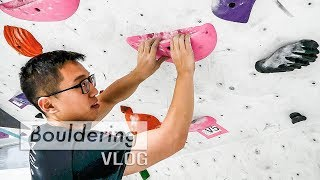 Are these bouldering routes graded too easily??? by Bouldering Vlog