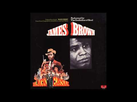 boss - James Brown - The Boss From Album - Black Caeser.