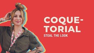 STEAL THE LOOK apresenta: como fazer um coque prático e moderno - parte 1