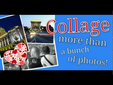 Video of Collage
