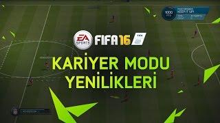 FIFA16 - Kariyer Modu Yenilikleri, EA Games, video games