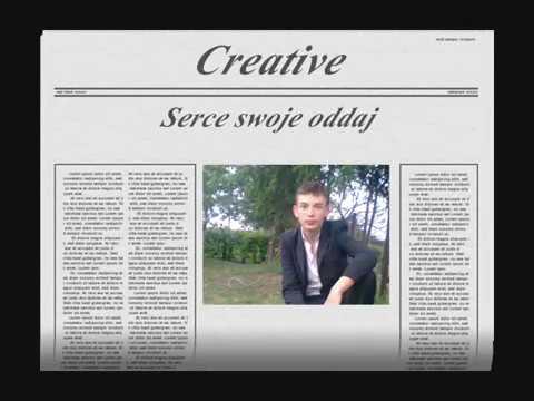 Creative - Serce swoje oddaj
