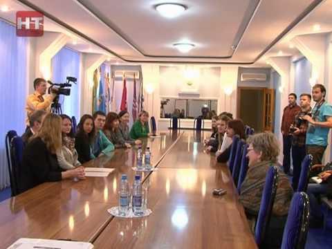 Новгородский университет посетила  заместитель Генерального консула ФРГ в Санкт-Петербурге