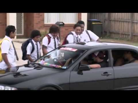 Trouble on the Streets Jonah From Tonga