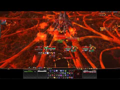 bethtilac - It feels good to be back to soloing again! And what better boss to kill than this big ugly thing D: Raid: Firelands 10man Patch: 5.2 Music: The Dirty Youth -...