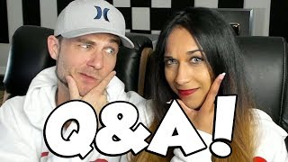 Q&A with my Fiancé!