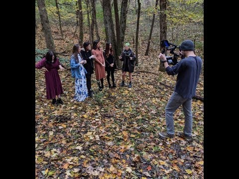 Cimorelli Filming Their Cover Of Shallow By Lady Gaga And Bradley Cooper  (11/07/18)