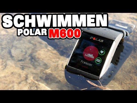 Polar M600 im Test: Schwimmen und Auswertung #5 [deutsch]