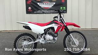 6. 2018 Honda CRF125 - Big Wheel