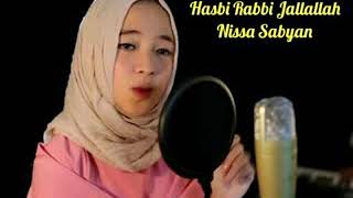 Hasbi rabbi nissa sabyan gambus