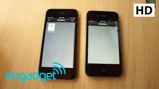 IPhone 5 Hands On Review | Engadget