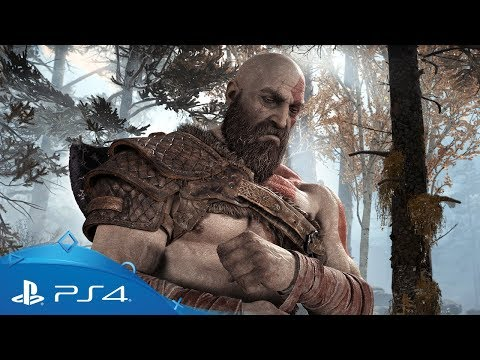 God of War | Story Trailer + Release Date | PS4