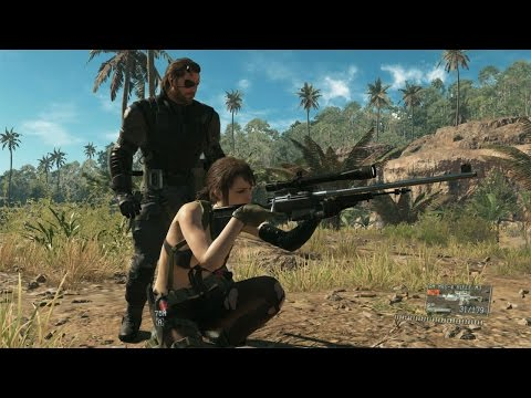 fps - The Phantom Pain's 20-minute gameplay demo, now with an English voiceover in high quality 1080p60.