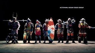 7 самураев устроили экстремальное шоу в Бразилии