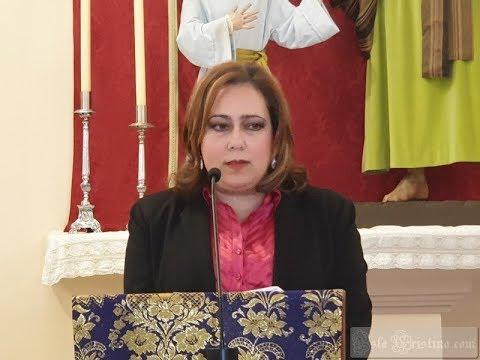 """«X Exaltación de la Navidad"""" en Isla Cristina, a cargo de Aurora Gema Lozano Gutiérrez"""