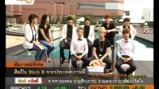 Exclusive Interview Block B At News Variety Thailand