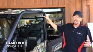 7. Polaris Ranger 2016 Hunter Deluxe Edition