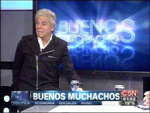 C5N - BUENOS MUCHACHOS: PROGRAMA 1 - 20/04/2013 (PARTE 1)
