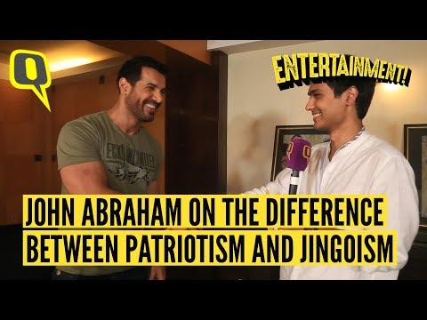 John Abraham on His New Film Romeo Akbar Walter, and the Difference Between Patriotism and Jingoism
