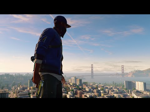 Watch Dogs 2 : scénario en vidéo