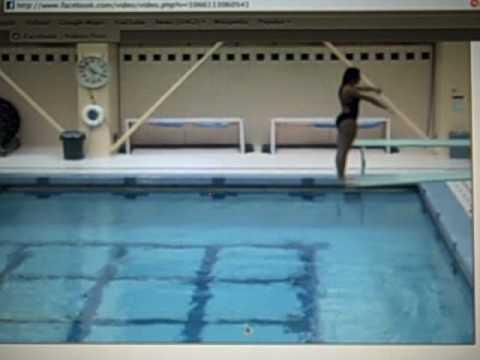 Bucknell Diving Blooper