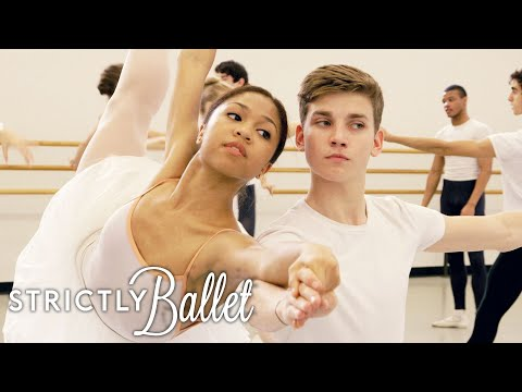 Dance Is for Athletes | Strictly Ballet - Season 1, Episode 3
