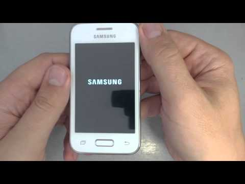 Samsung Galaxy Young 2 White  photos