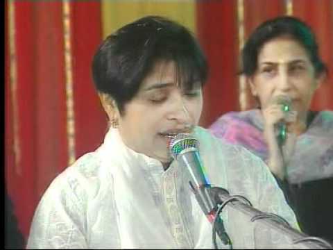 guru charna de vich matha jado tekeya mainu nasha prem da chadeya ni by Alka Goel