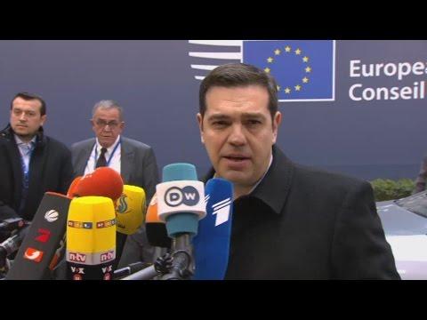 Αλ. Τσίπρας: Tο μέλλον της Ευρώπης δεν είναι τείχη και ξενοφοβία