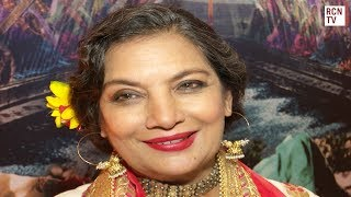 Shabana Azmi Interview The Black PrinceSubscribe to Red Carpet News: http://bit.ly/1s3BQ54Red Carpet News TV talks to Bollywood stars Farhan Akhtar, Javed Akhtar, Shabana Azmi and Irrfan Khan at the BAFTA tribute to India cinema and director K. Asif's iconic masterpiece Mughal-E-Azam.  We also speak to Deepesh Salgia about the restored and colourized version of Mughal-E-Azam and Feroz Khan about the musical stage adaptation. Check out our other videos for more exclusive Indian cinema content, thanks for watching and don't forget to subscribe. Red Carpet News brings you all the latest Film & Entertainment News. Featuring exclusive content and interviews for Game Of Thrones, Sherlock, Marvel, Star Wars, Harry Potter, Downton Abbey, Doctor Who and so much more.Visit our homepage at http://www.redcarpetnewstv.com or follow us on Twitter @RedCarpetNewsTV for exclusive daily updates, reviews, photo galleries and more. Don't forget to subscribe and thanks for watching