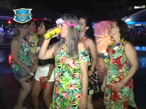 BAILE DO HAWAI 2015 DA AFMM