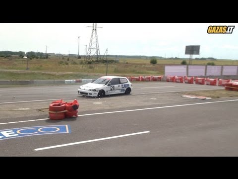Highlights, spins, crashes of Mini Ring race in Palanga 2013