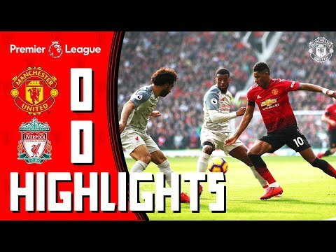 Highlights | Manchester United 0-0 Liverpool | Injury-hit Reds Claim Valuable Point