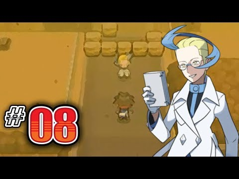 Let's Play Pokemon: White 2 - Part 8 - Nimbasa City