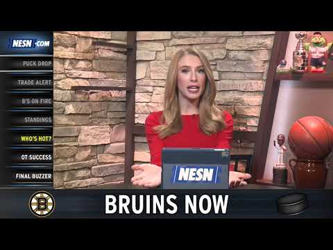 Video: Bruins Now: B's Acquire Charlie Coyle, Try To Sweep West Coast Road Trip