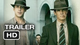 Nonton Gangster Squad Trailer  2  2013    Ryan Gosling  Sean Penn Movie Hd Film Subtitle Indonesia Streaming Movie Download