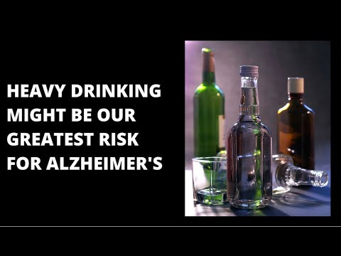 Is alcohol the leading cause of dementia?
