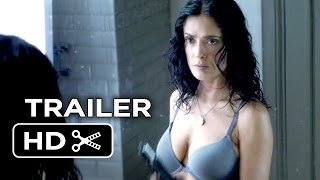 Everly Official Trailer  1  2015    Salma Hayek Movie Hd