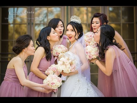 Shannon + Wui's big day/Wedding video cinematography photography in San Francisco bay