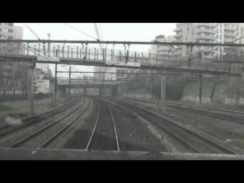 Vidéo cabine TGV