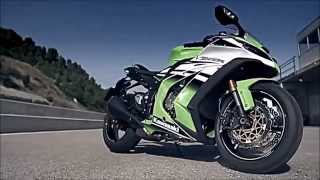 10. 2015 Kawasaki Ninja ZX-10R 30th Anniversary 16v 200 hp 100 Nm