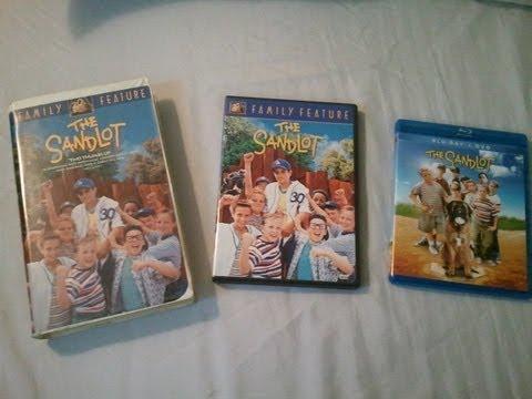 The Sandlot: An Evolution From VHS To DVD And Blu-Ray