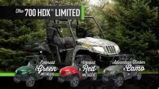 8. 2014 ARCTIC CAT SXS UTILITY : INTRO 2014